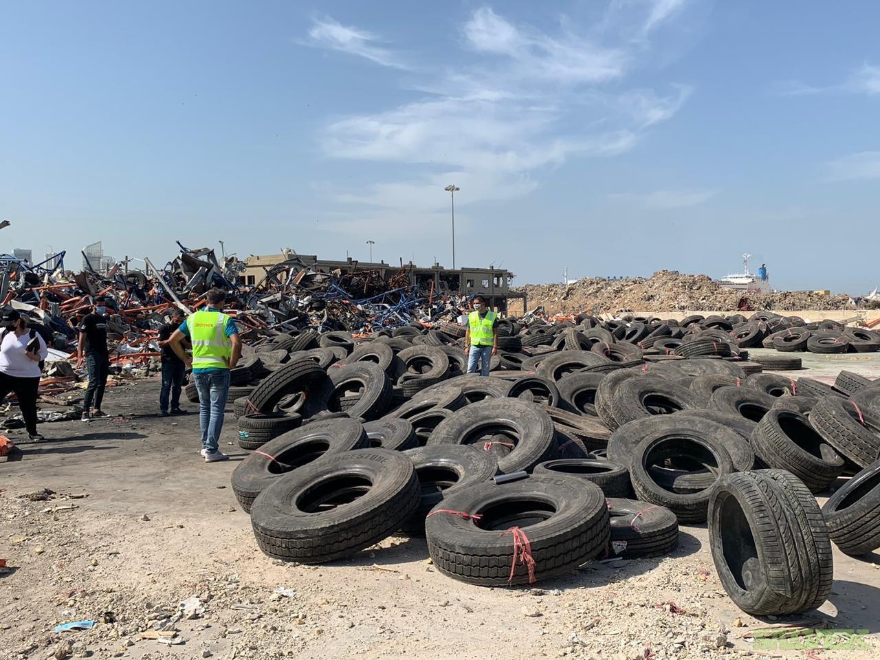 Bridgestone Tires - Insurance Claim