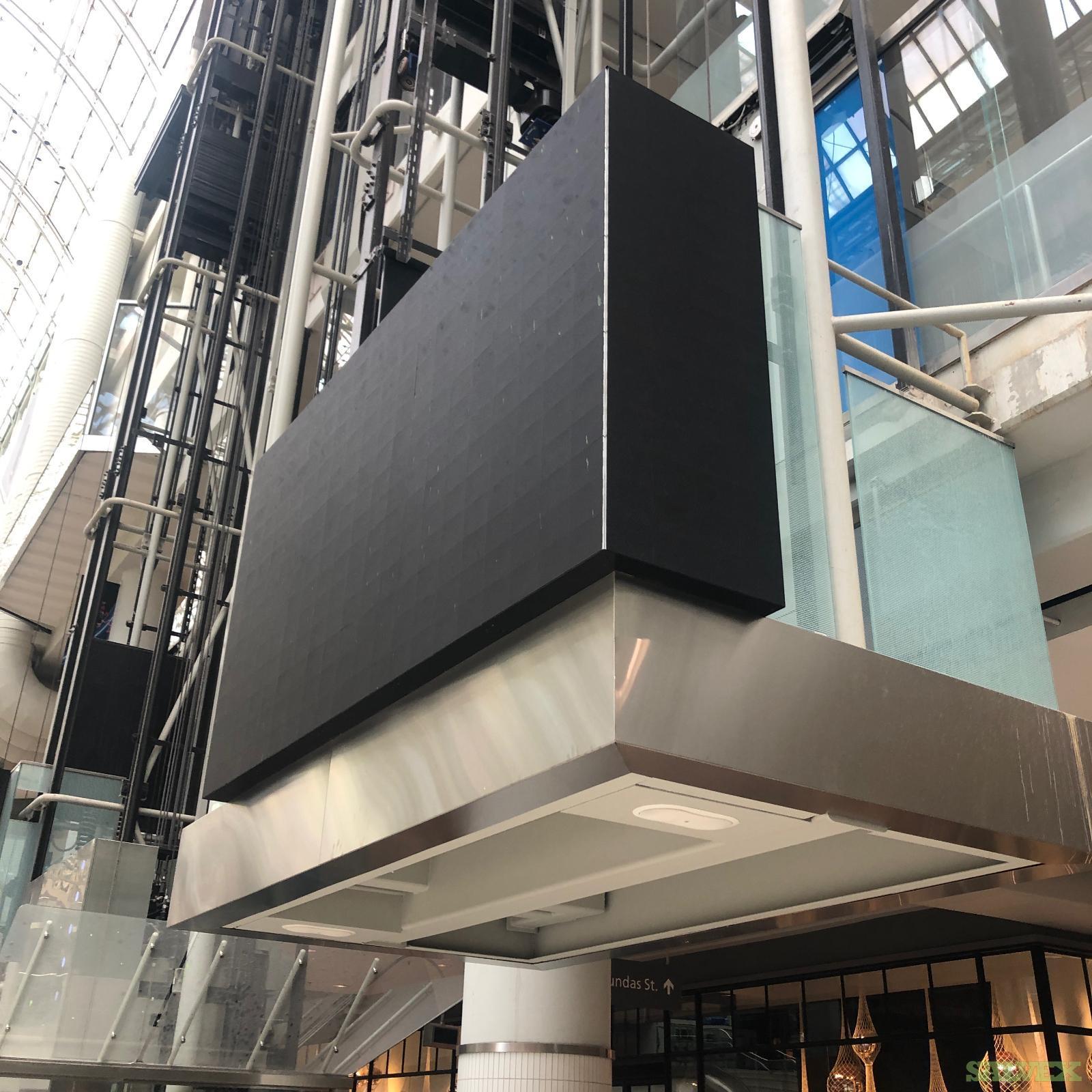 Damaged Led Monitor in Toronto ON, Canada