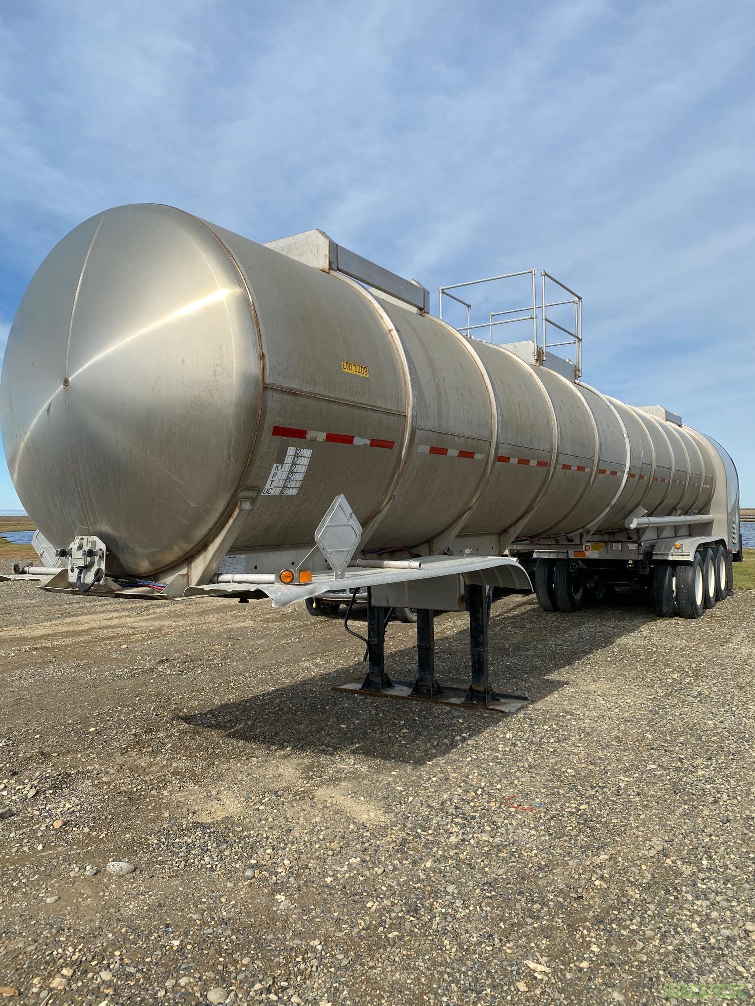 325 BBL Uninsulated Tanker/ Vac