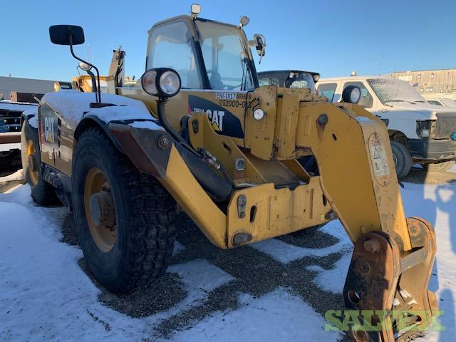 CAT TH514 Boom/ Forklift With Forks