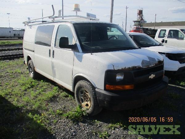 Chevrolet Express 3 Doors Cargo Van 2007