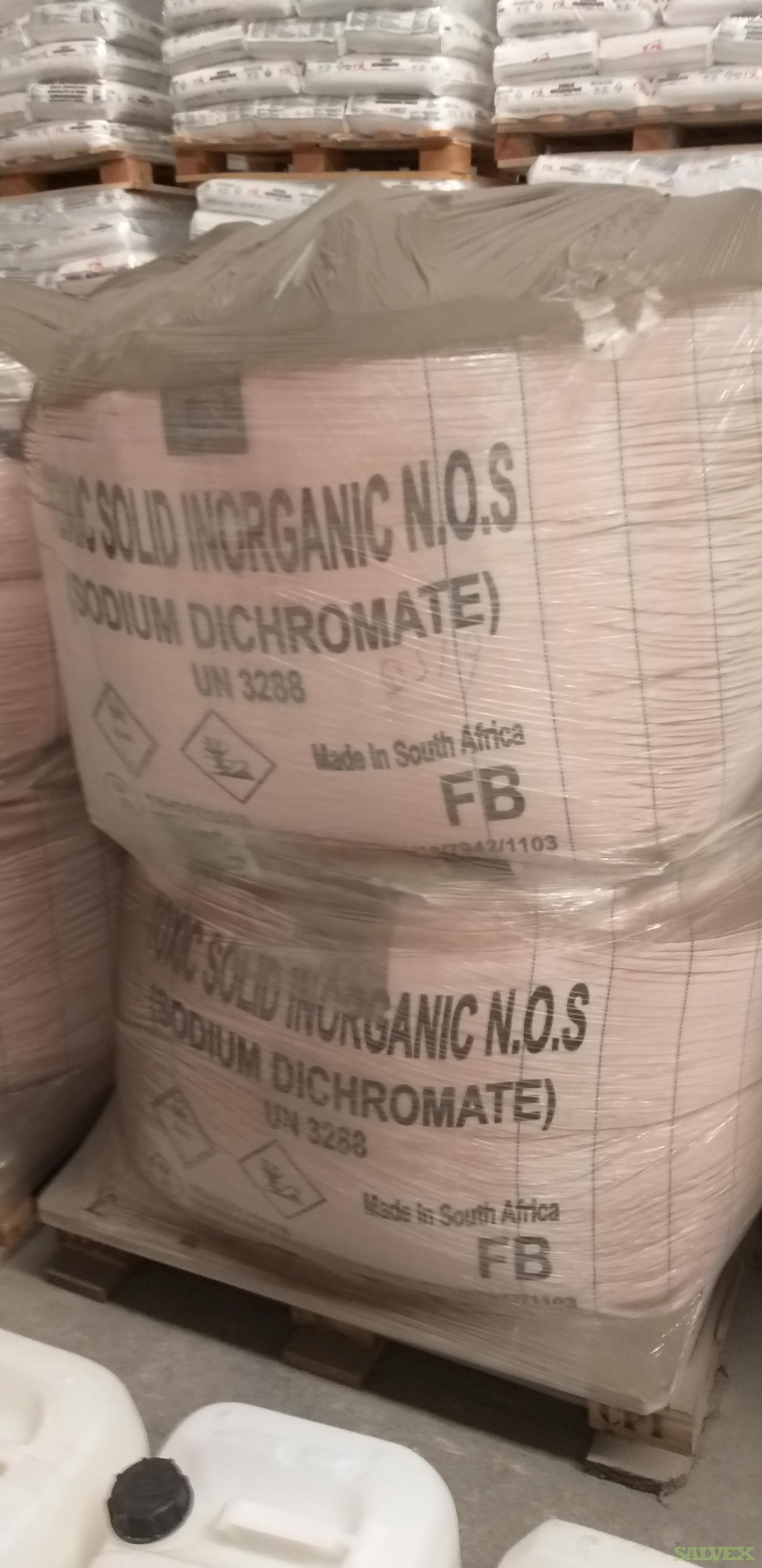 Sodium Dichromate (Crystal) / 25,200 Kgs
