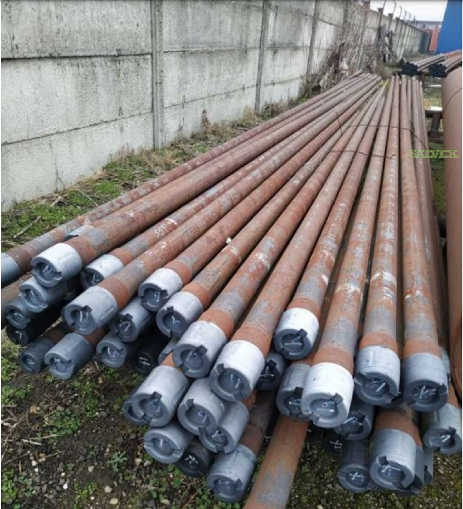 2 7/8 6.50# L80 Surplus Tubing (3,645 Feet / 11 Metric Tons)