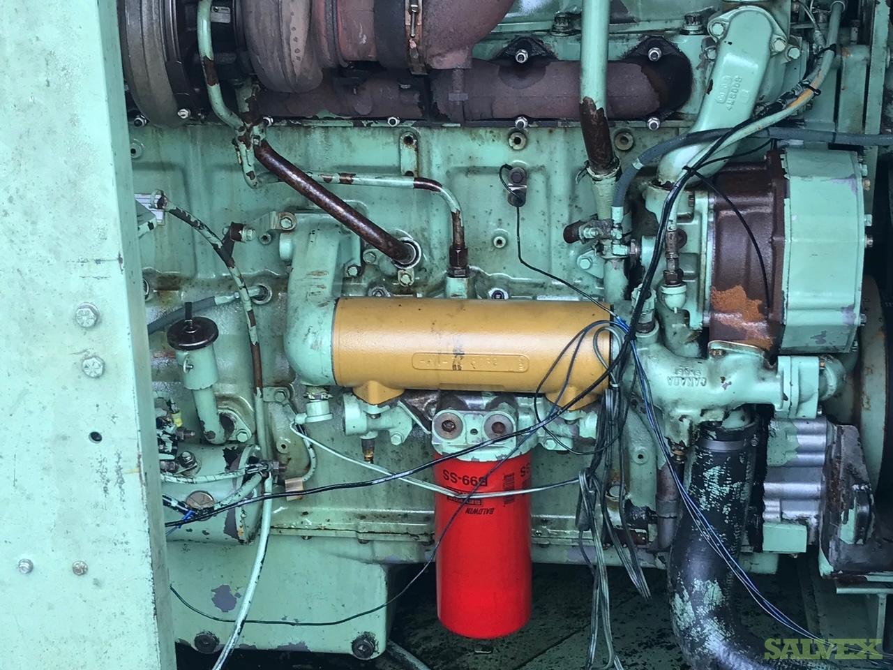 Sullair XH425/2000 Compressor (1 Unit)