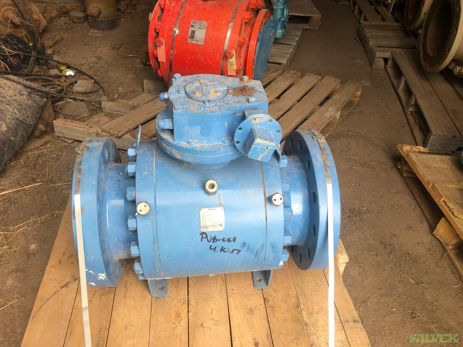 High Pressure Valves (17 Units)