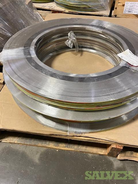 Stainless Steel Gaskets (8981 Units)