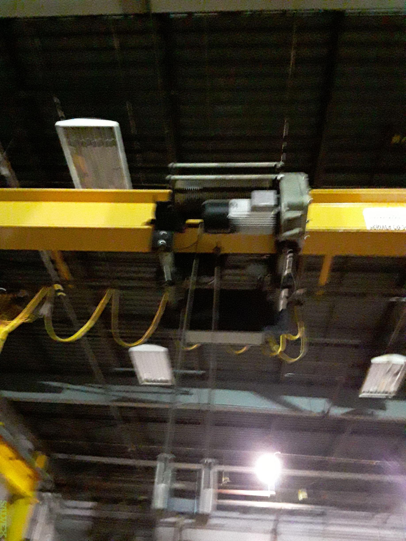 Overhead Crane / 10 Ton (100 Foot Length)