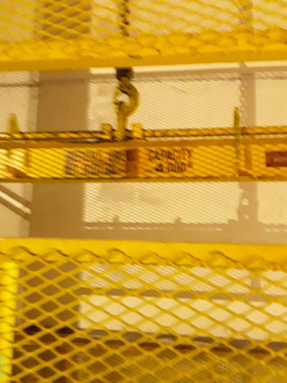 Elevator - Warehouse Freight  ( 2 )   ( 4000 lb capacity )