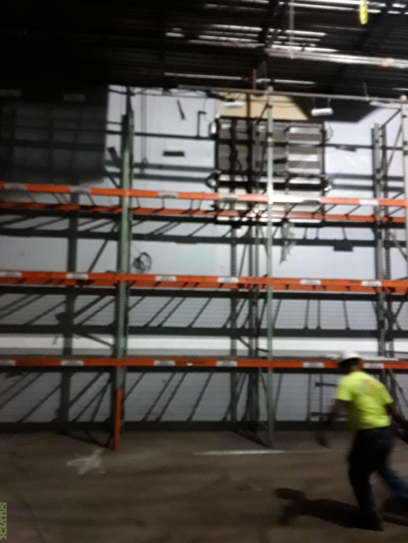 Racks - Warehouse Storage (Approximately 140 Uprights / 357 Beams)
