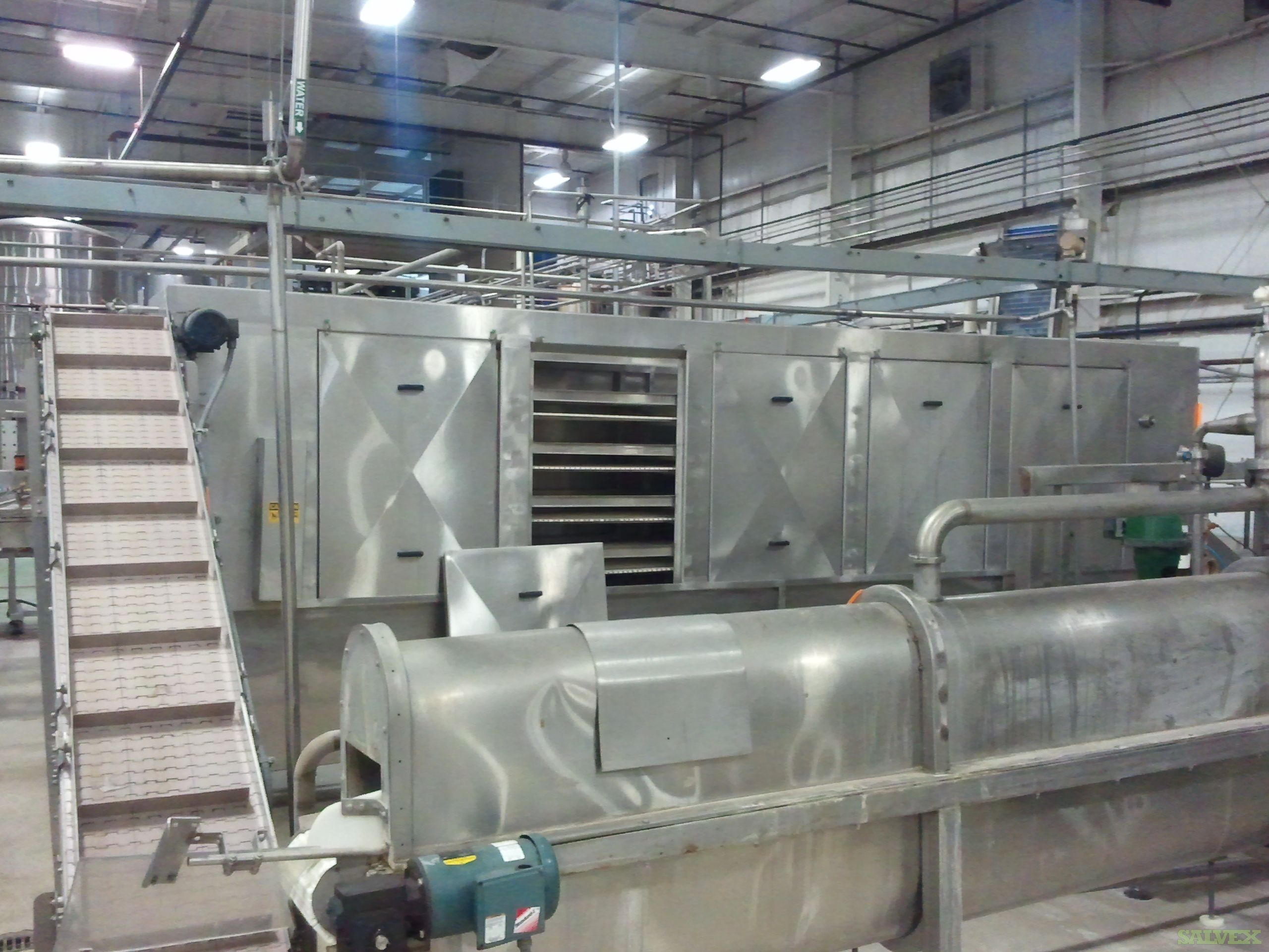 Stacked Conveyor Cooling System (1 Unit)