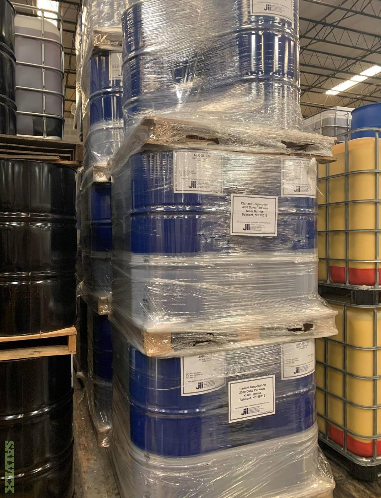 Isocetyl Alcohol (98% Liquid) - Used to Manufacture Cosmetics and Lubricants (7,140 Kgs)