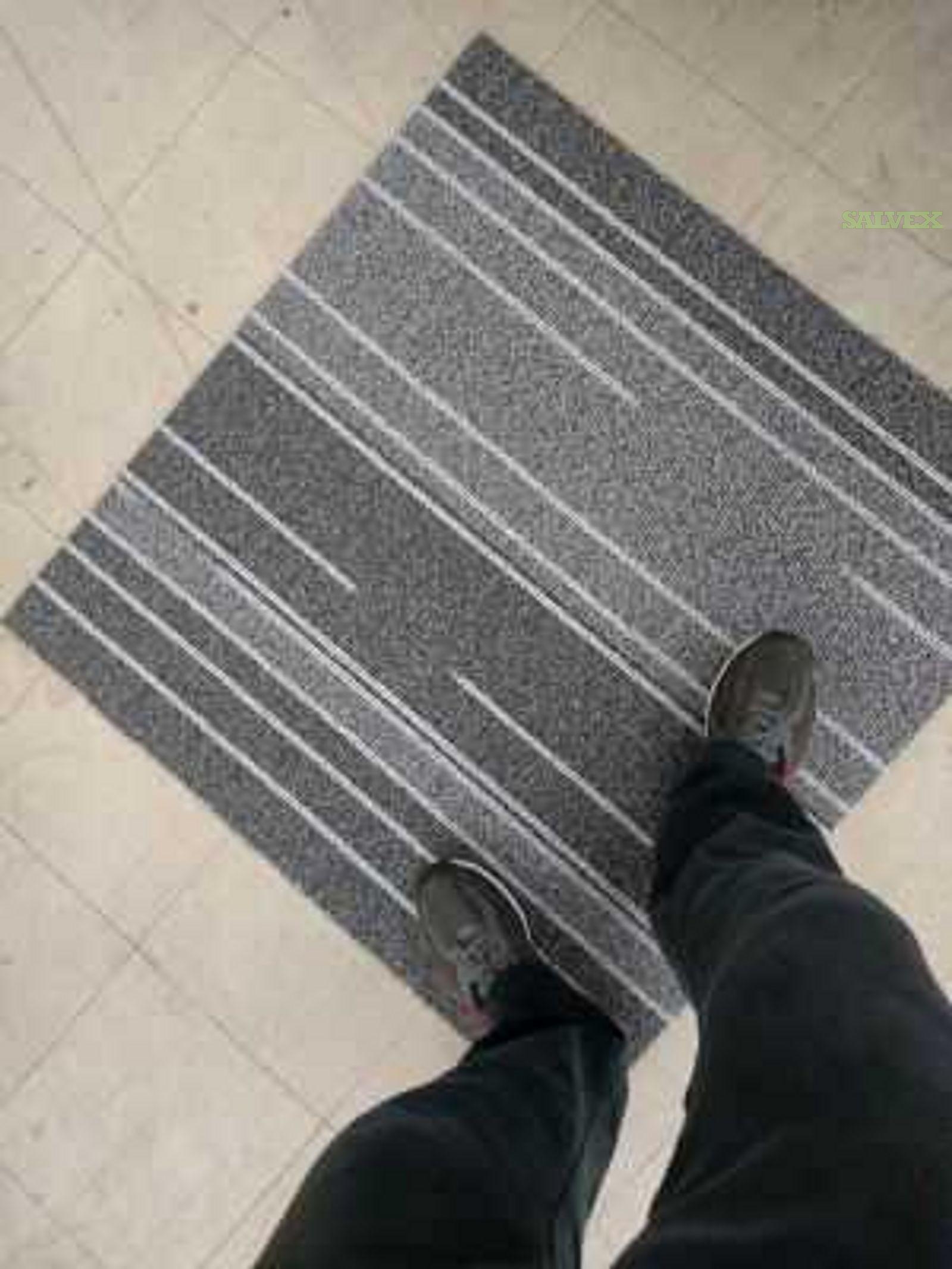Shaw Commercial Carpet Tile ( 6300 sq.ft.)