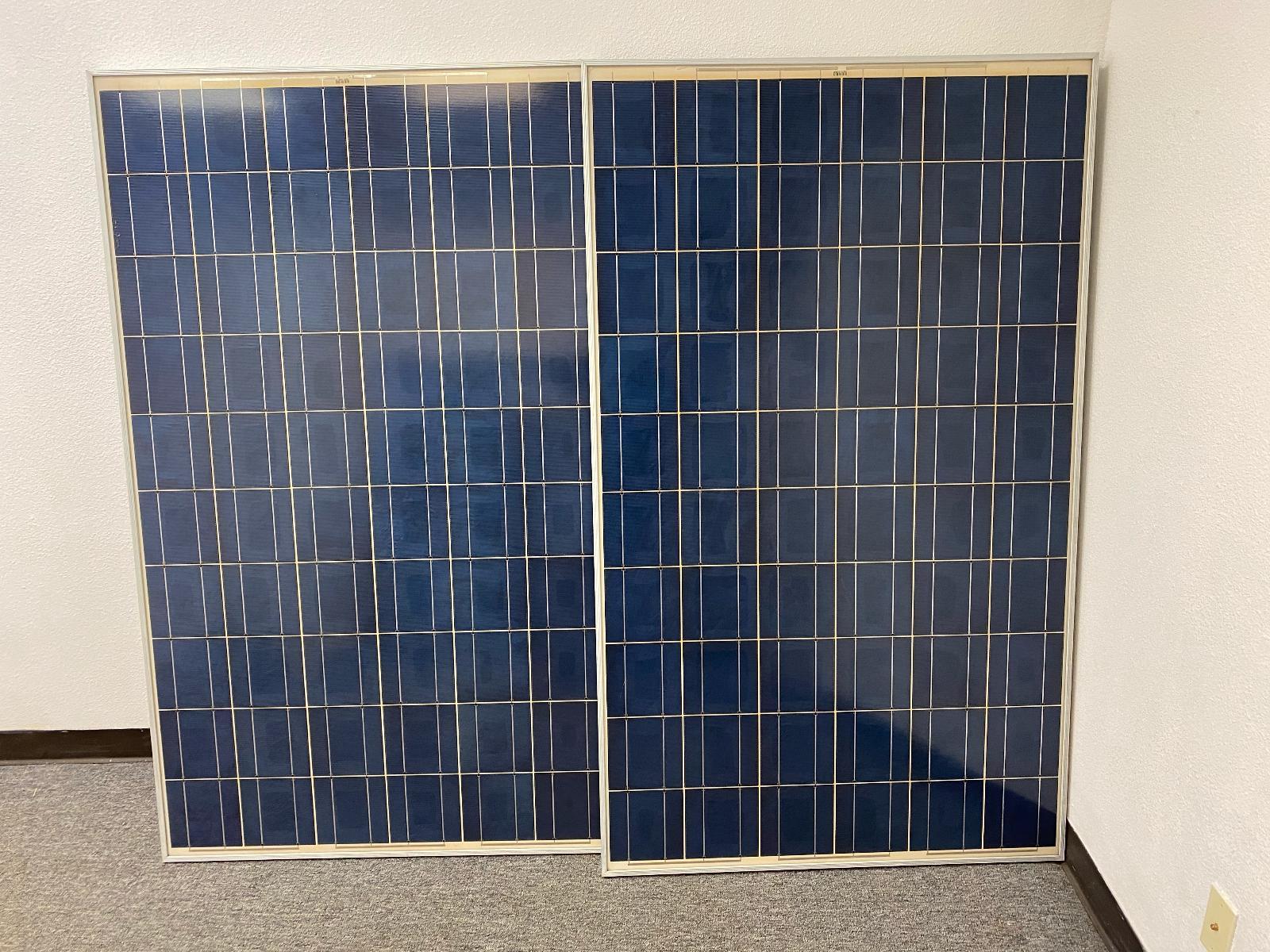 Yingli 230W Panels - Used (800 Modules)