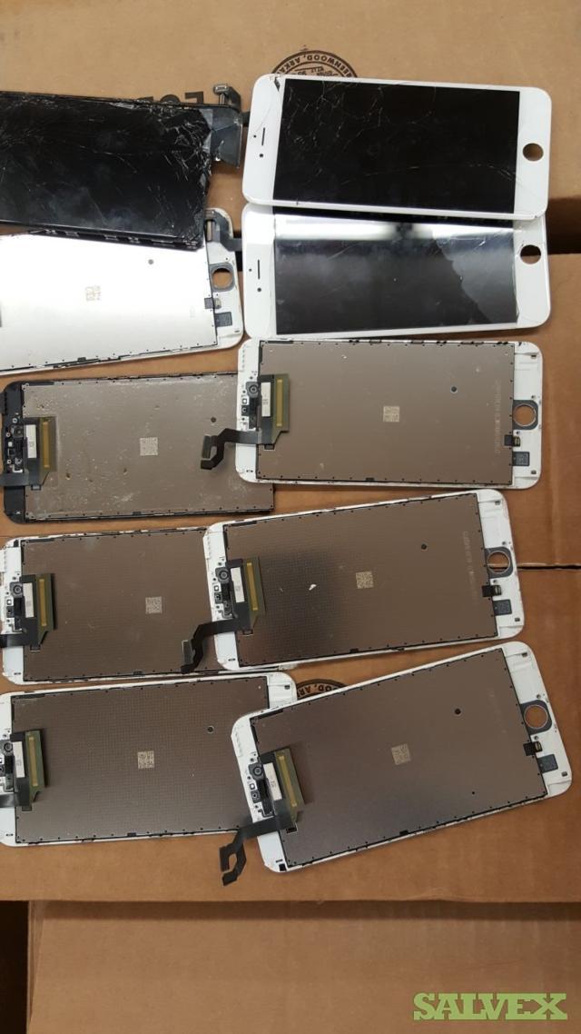 Apple iPhone LCD Screens / Broken (100,000 Pieces) (10% good)