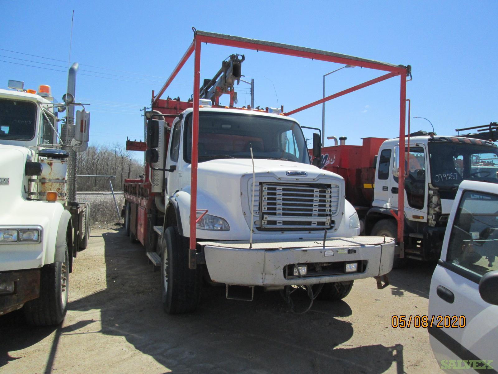 Freightliner M2-112MV Truck/ Conventional Cab 2006