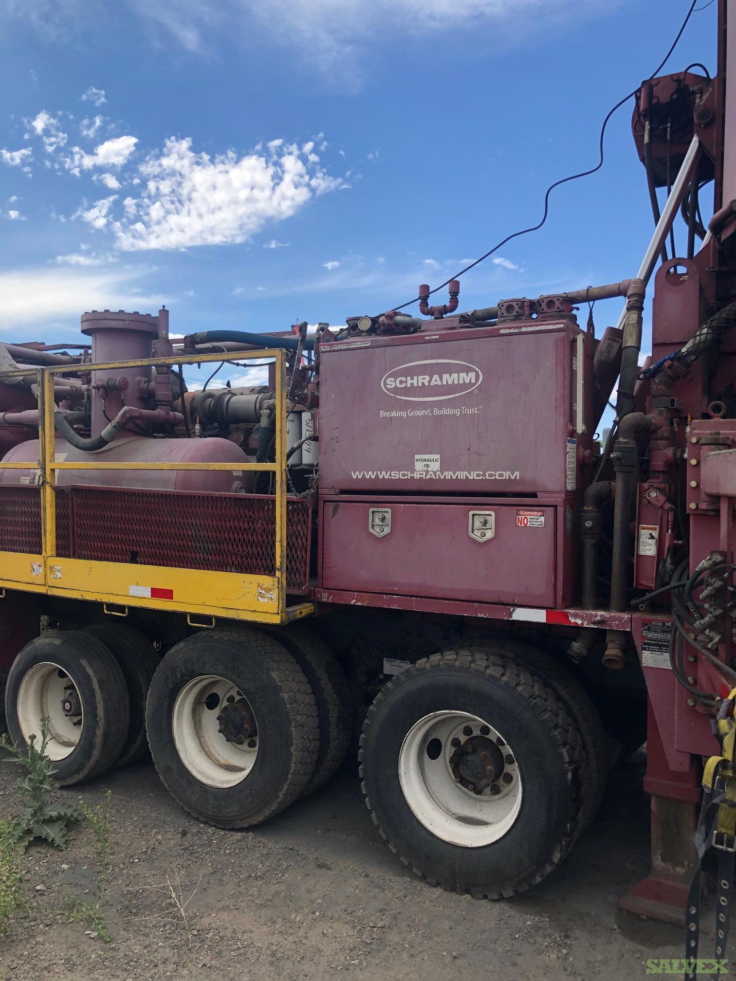 Sterling LT9500 20' Flatbed Pipe Truck