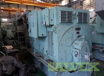 MAN 9L21/31 HFO Generator Sets // 1,980kW // 50Hz (4 Units)