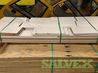 Melamine and Plywood Product (145 Pcs) in Hartford, Connecticut