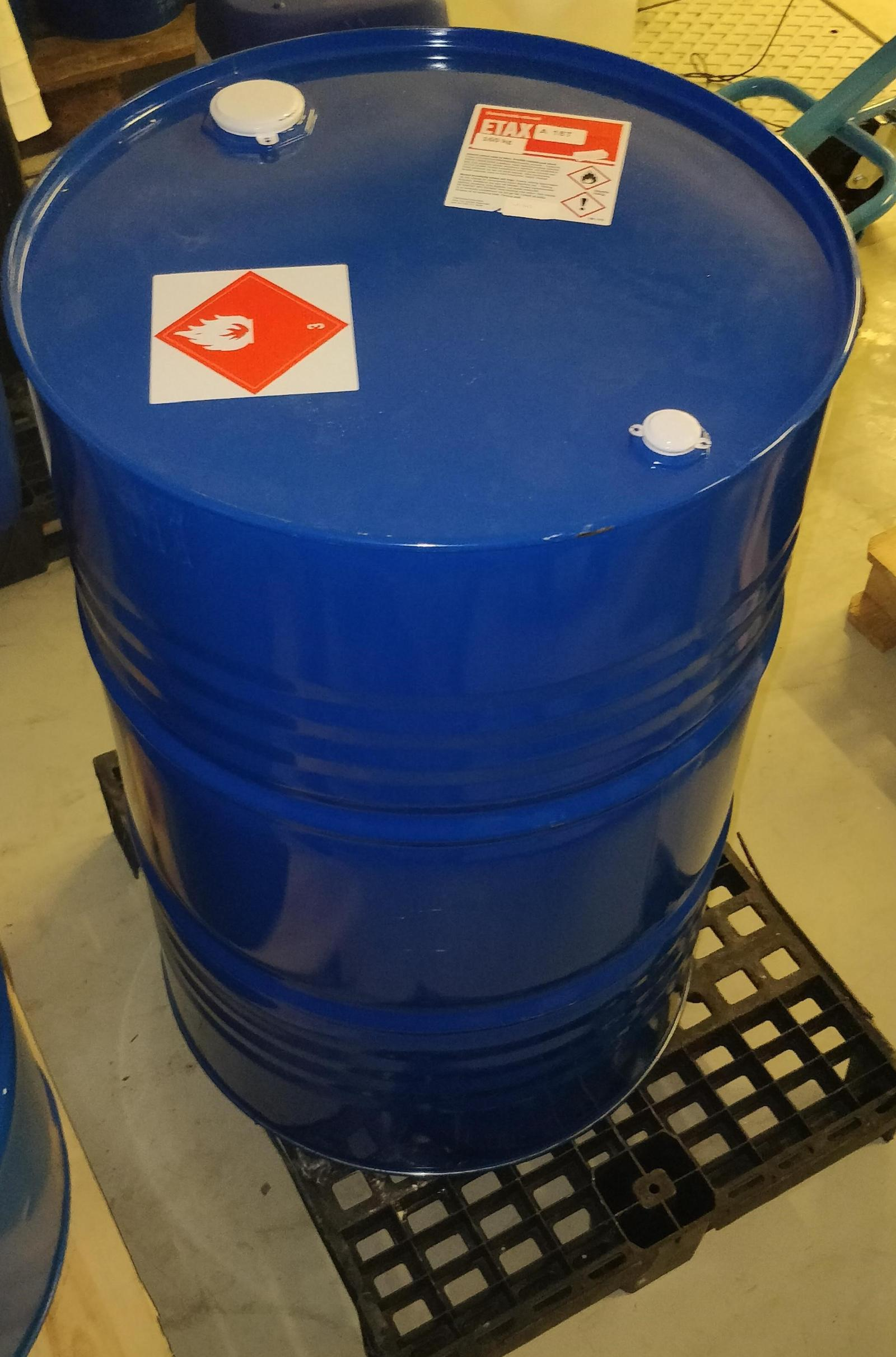 Denatured Ethanol 3650 L & 180 L and Glycerol ~400 L & 40 L // Used for Hand Sanitizers (4,270 Litres)