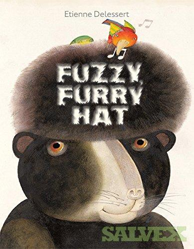 Children's Book : Fuzzy Furry Hat (Hardcover) (500 Units)