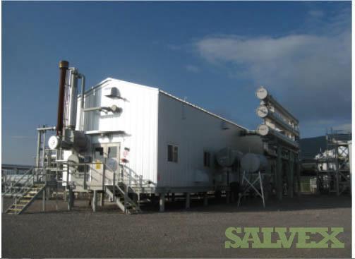 Gas Treatment Plant 60 MMSCFD Dew Point Plant