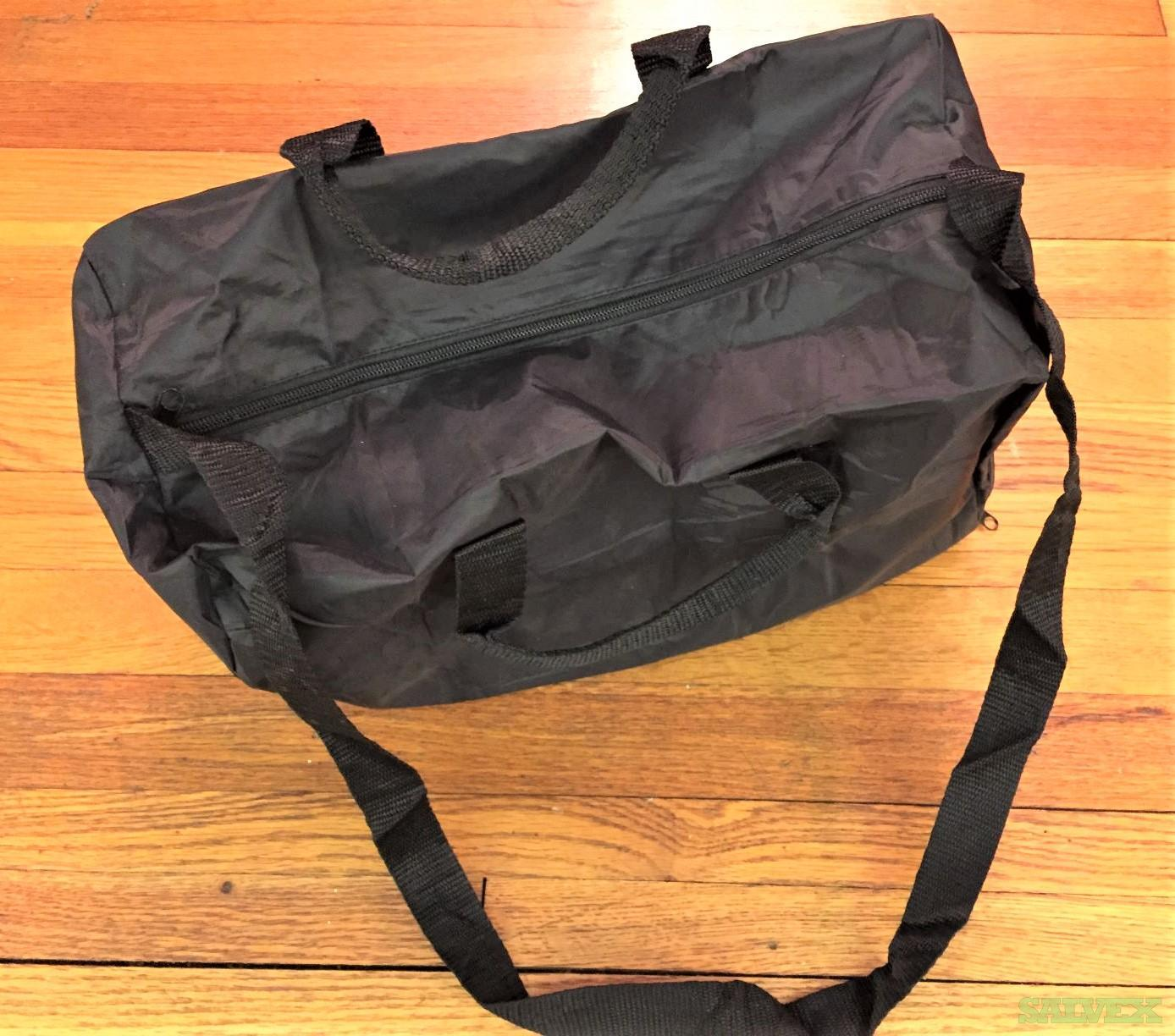Sport Gym Travel Nylon Lightweight Duffle Bags with Shoe Pocket and Wet Pocket (30,000 Pieces)