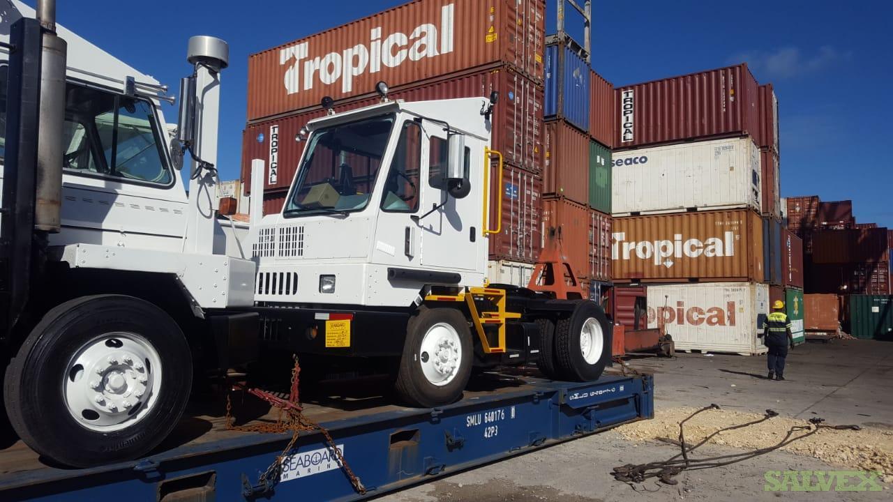 Capacity TJ 5000 Truck (2 Units)