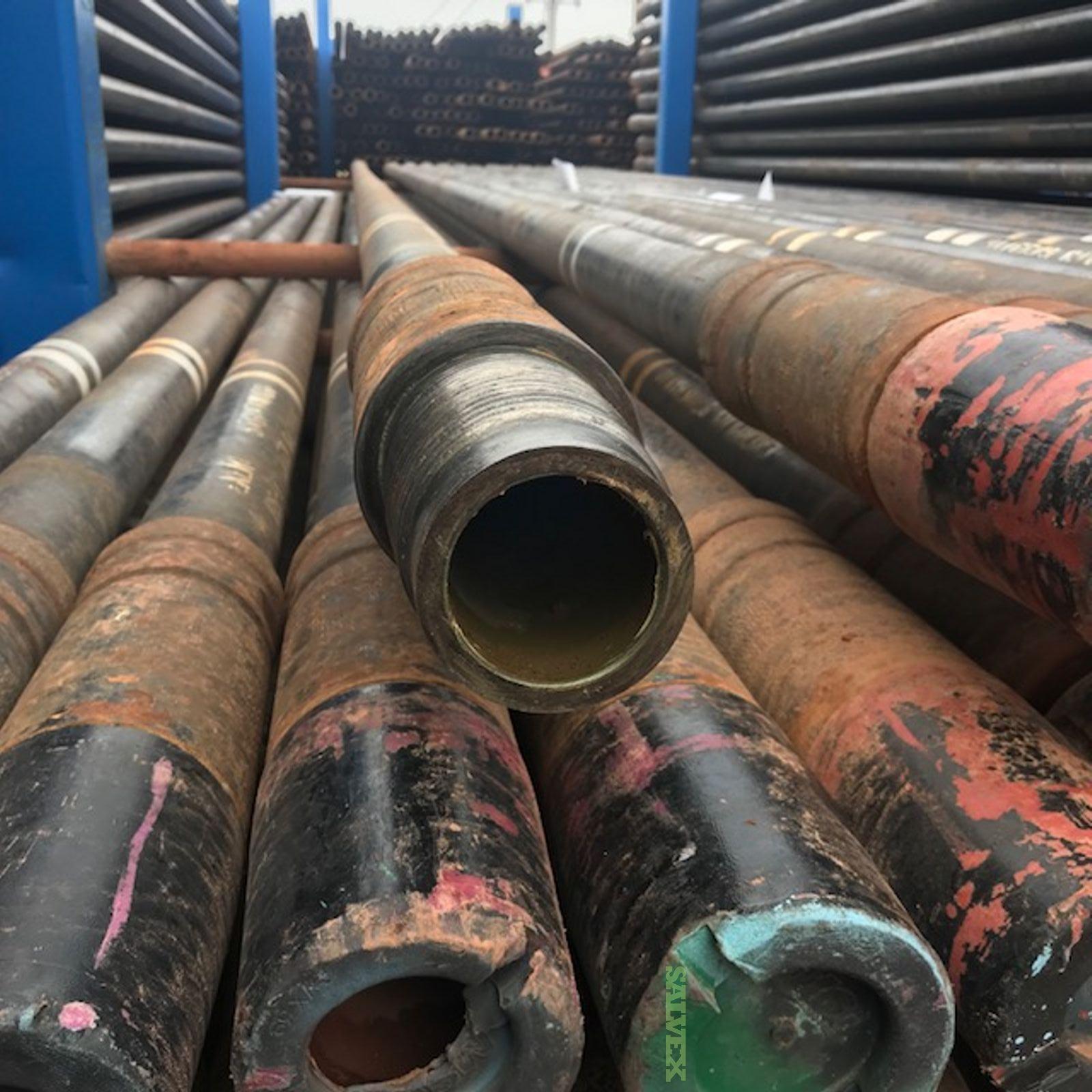 4 14# S-135 VX-39 Premium Drill Pipe ( Feet 10,800 / 61 Metric Tons)