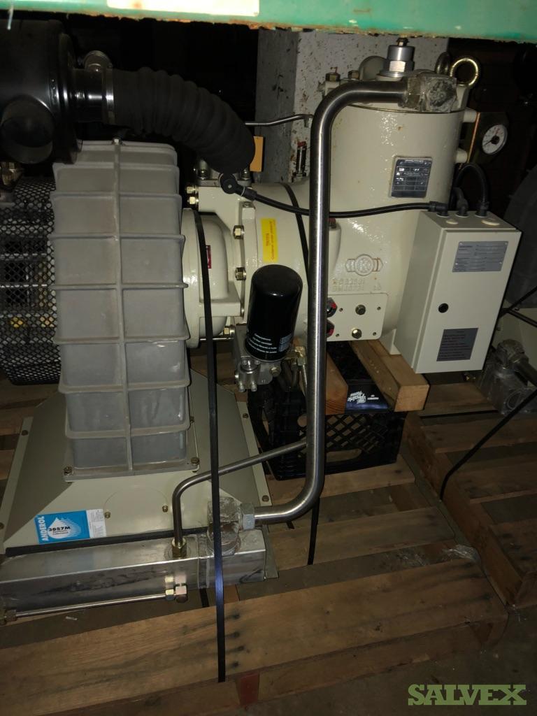 Knorr Bremse Model: SL40-2-15 Air Brake Compressors / Air Brake Systems (3 Units)