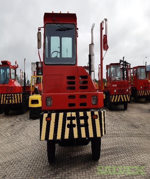 Capacity TJ7000 Terminal Tractor 1996