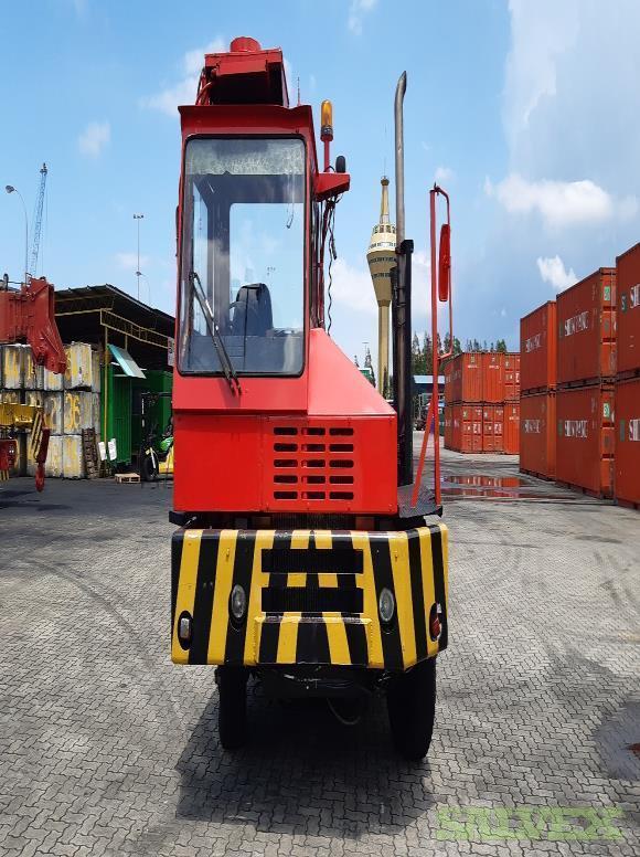 Sisu TT200CR Terminal Tractor 1998