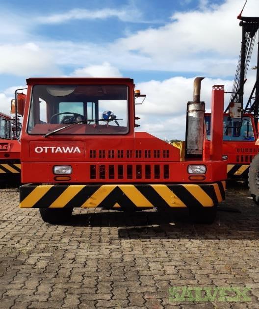Ottawa Commando C50 Terminal Tractor 1999