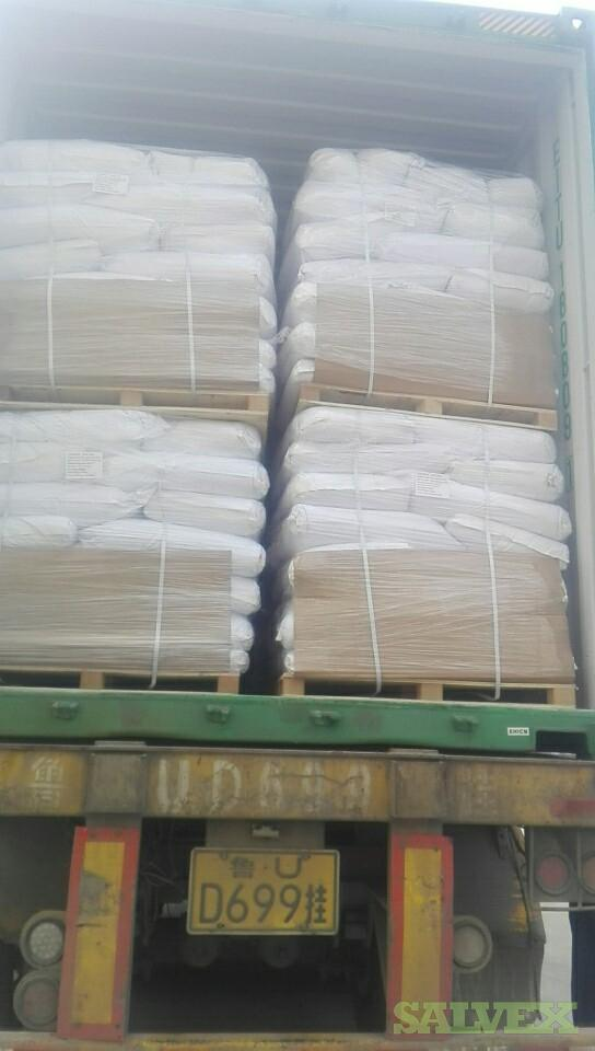 Organic Pea Protein (5,100 Kg) and Organic Brown Rice Protein (7,300 Kg)