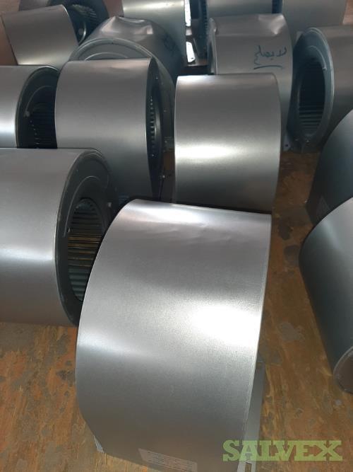 Damaged AC Fans - 307 Units (1.5 Tons)