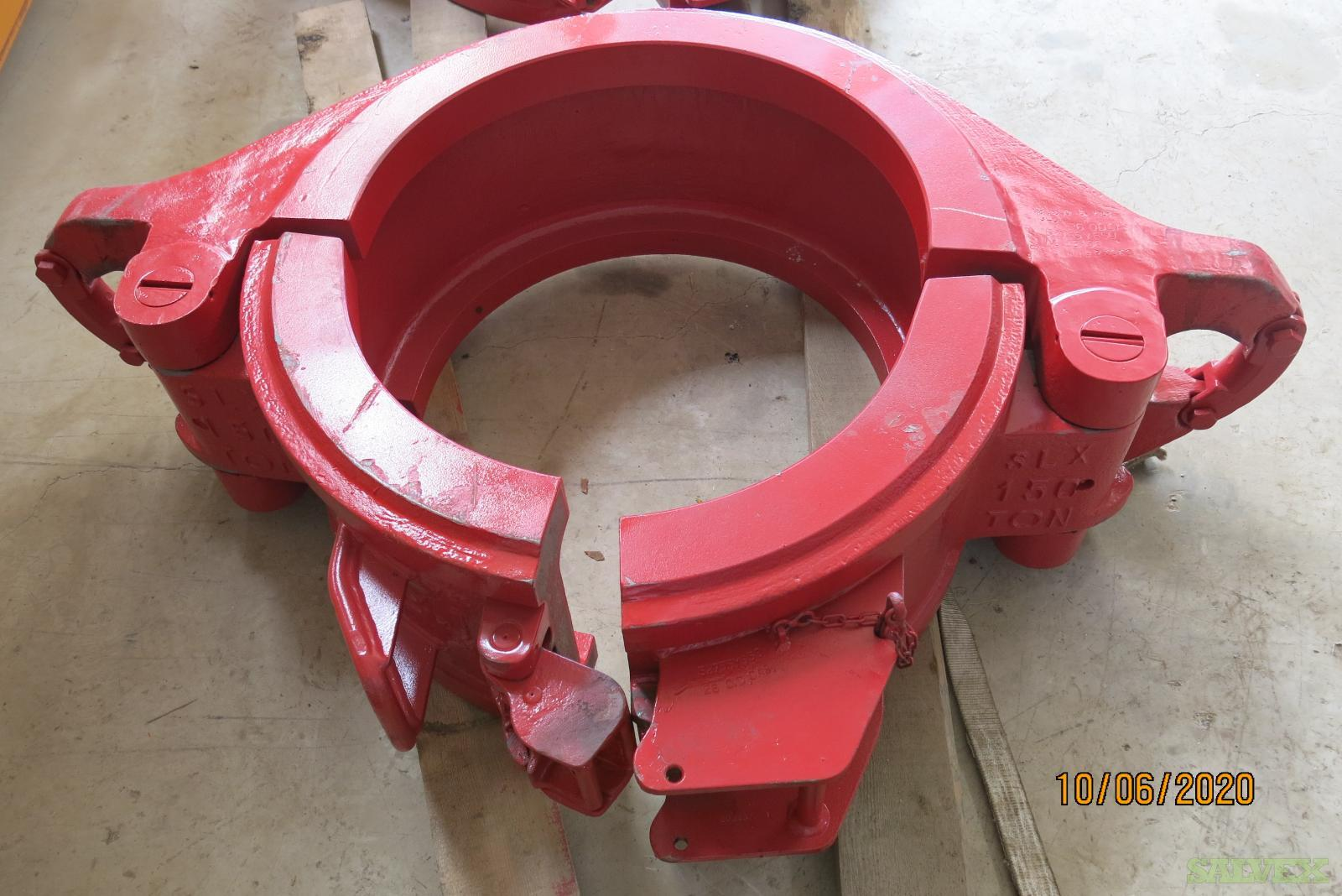 Varco Casing and Drill Pipe Elevators (18 Units)