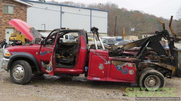 Dodge RAM 5500 HD Tow Truck 2012
