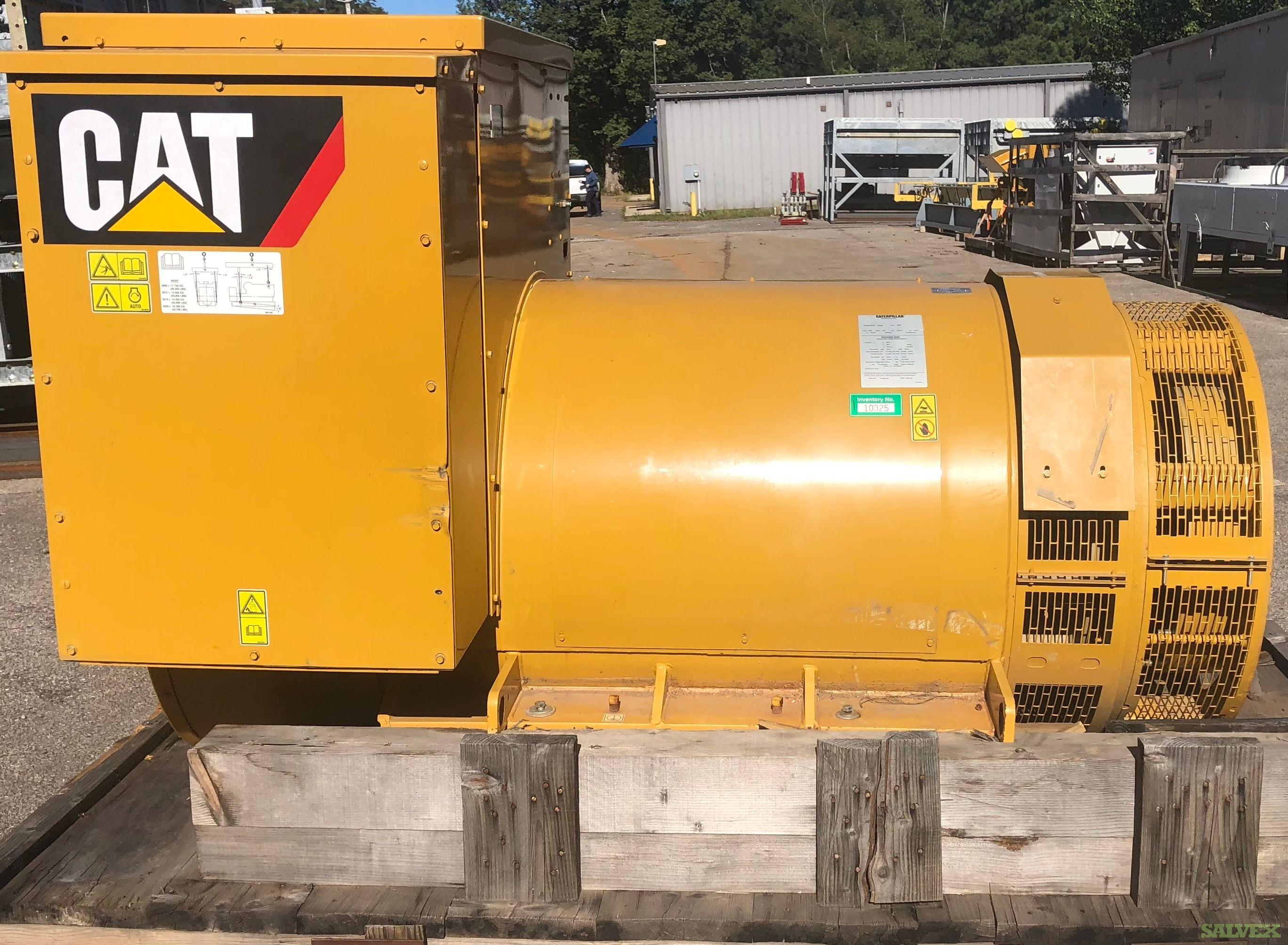 Generator End Caterpillar SR4B 600V, 1.649 Amps, PMG, 826 Frame, 1500RPM, Alternator (Unused)