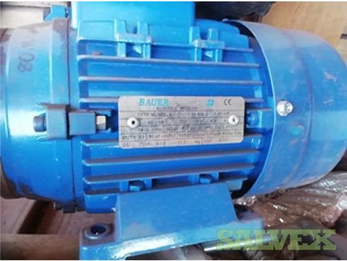 Main Pump, Fan Motor, Brake Cage, Propel Gear Case, Coupling, Complete Lamp, Brake Block, Bracket and More (967 Items)