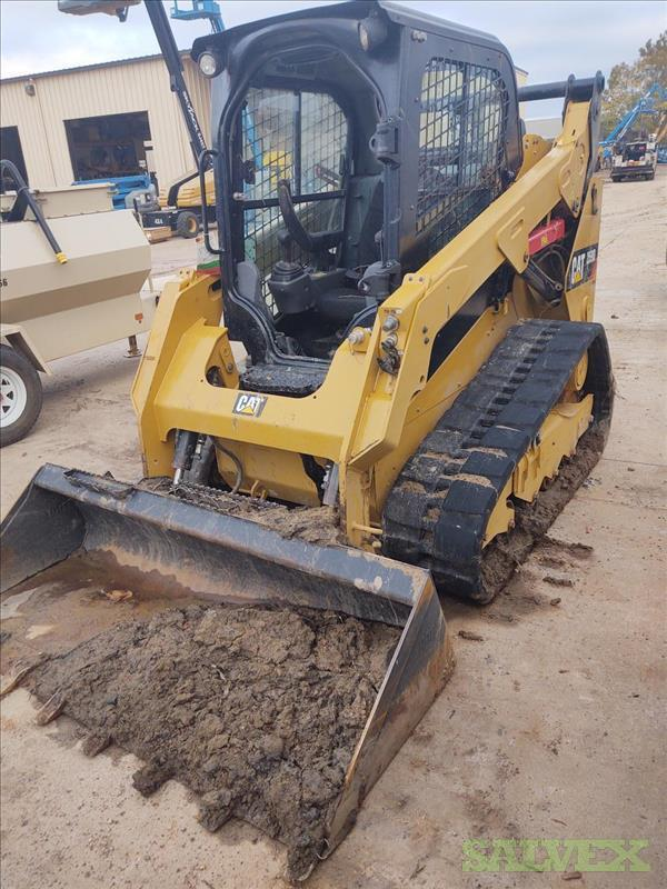 Caterpillar 259D Compact Track Loader 2018 (1 Track Loader) in Alabama