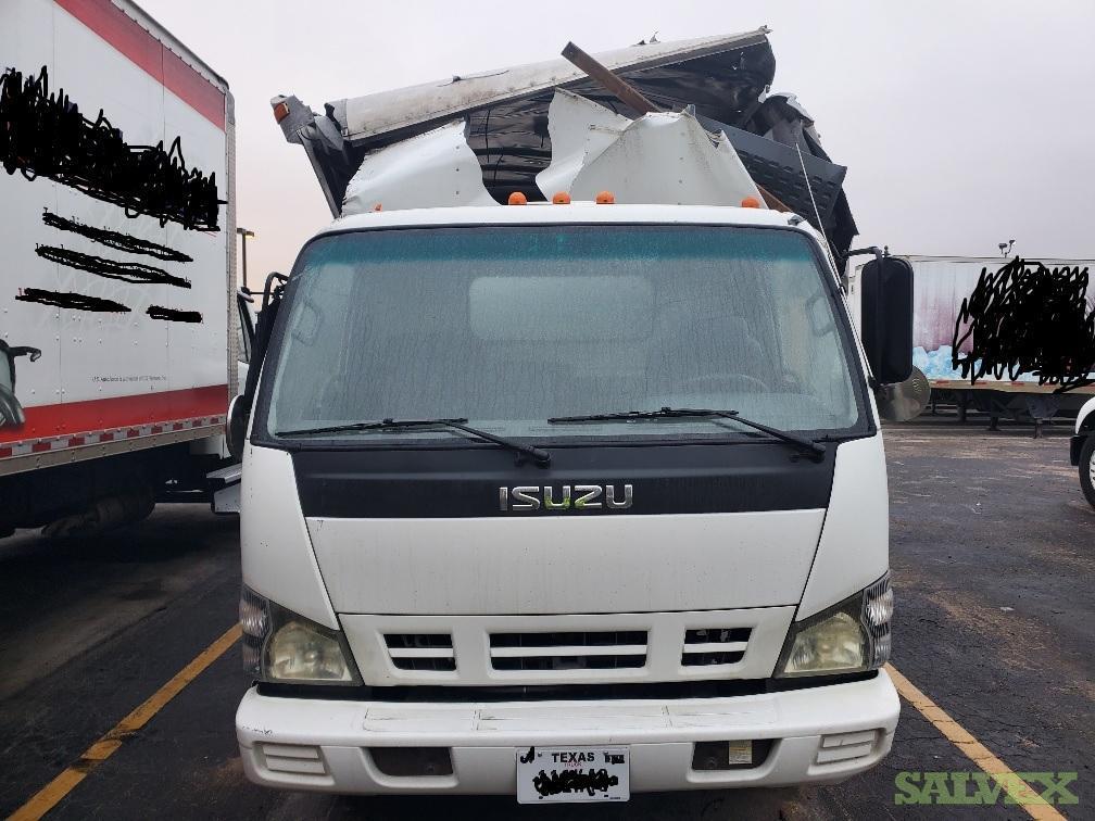 Isuzu NPR Truck 2007
