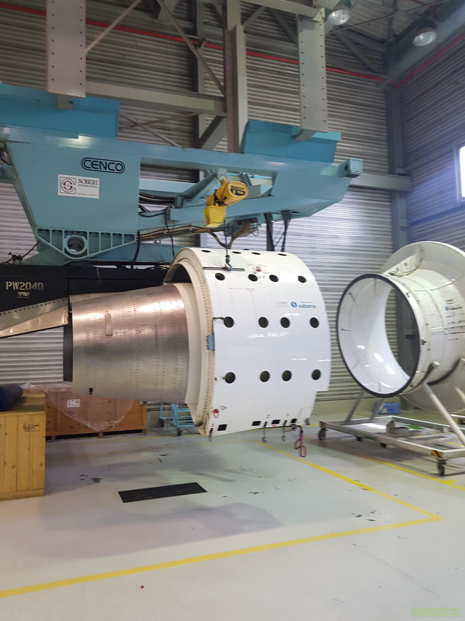 Pratt & Whitney PW2000 Tools and LLPs  (367 Items)