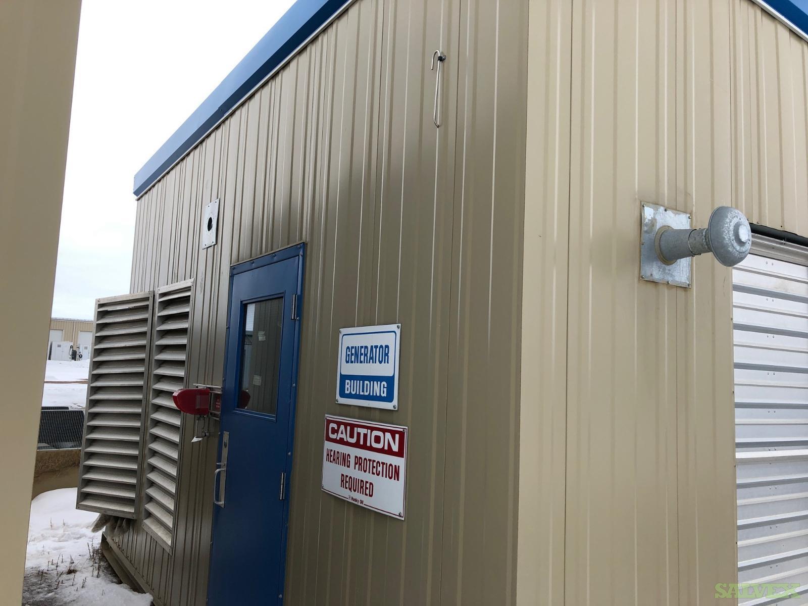 Standford| Carterpillar 200 kW  G3406 Natural Gas Generator Package