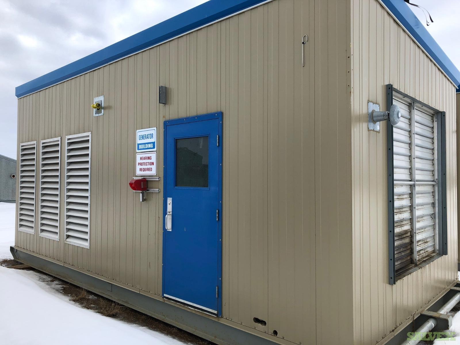 400 kW Caterpillar G3412TA Natural Gas Generator Package