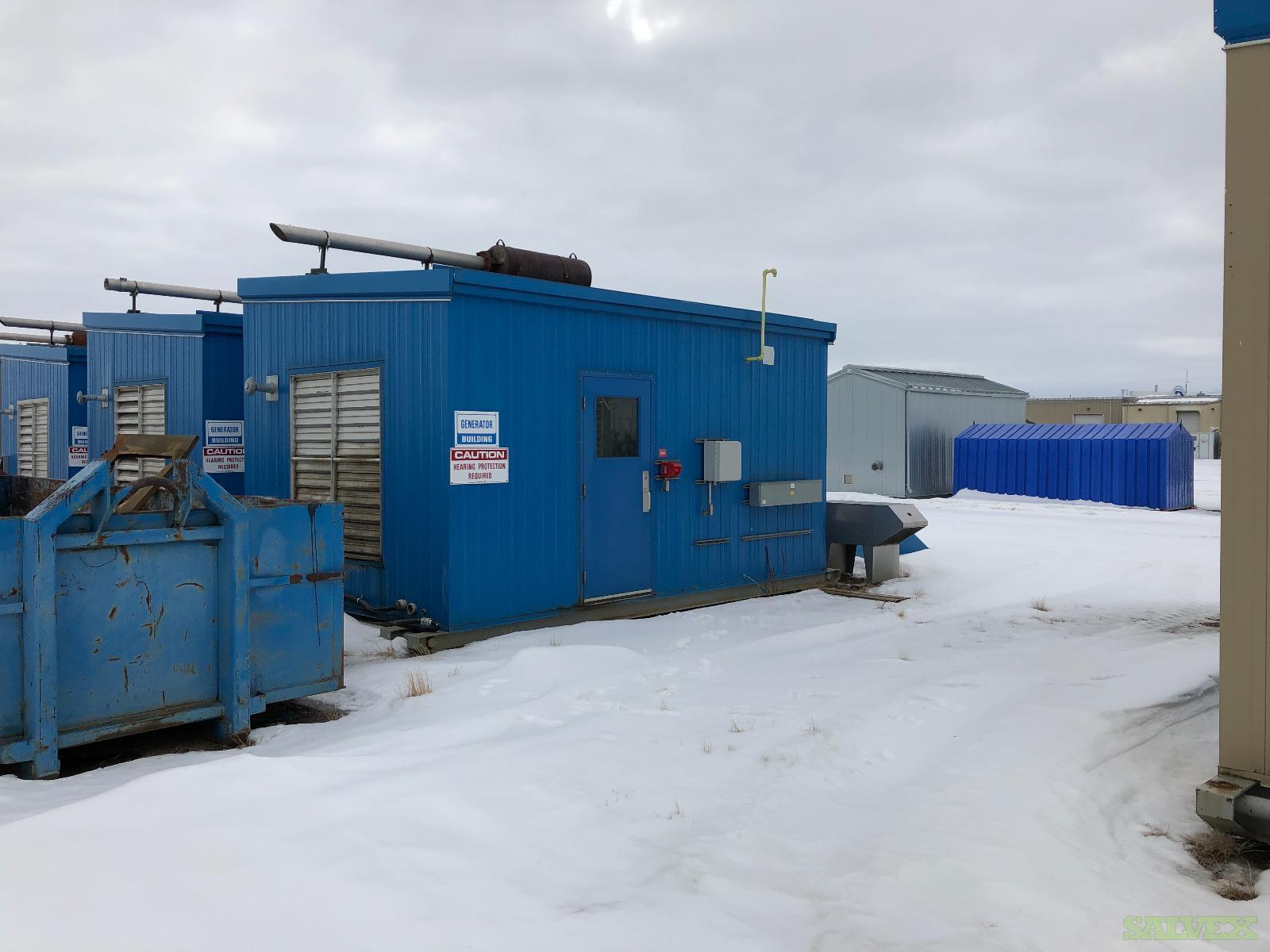 200 kW CATERPILLAR G3406 Natural Gas Generator Package