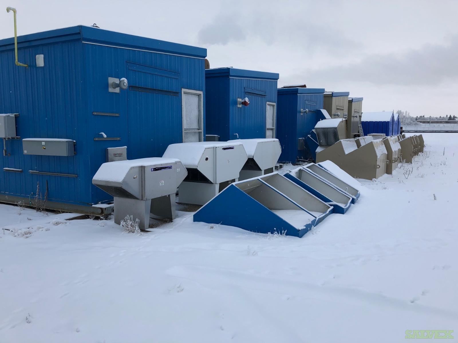 200 kW CATERPILLAR 3306 Natural Gas Generator Package