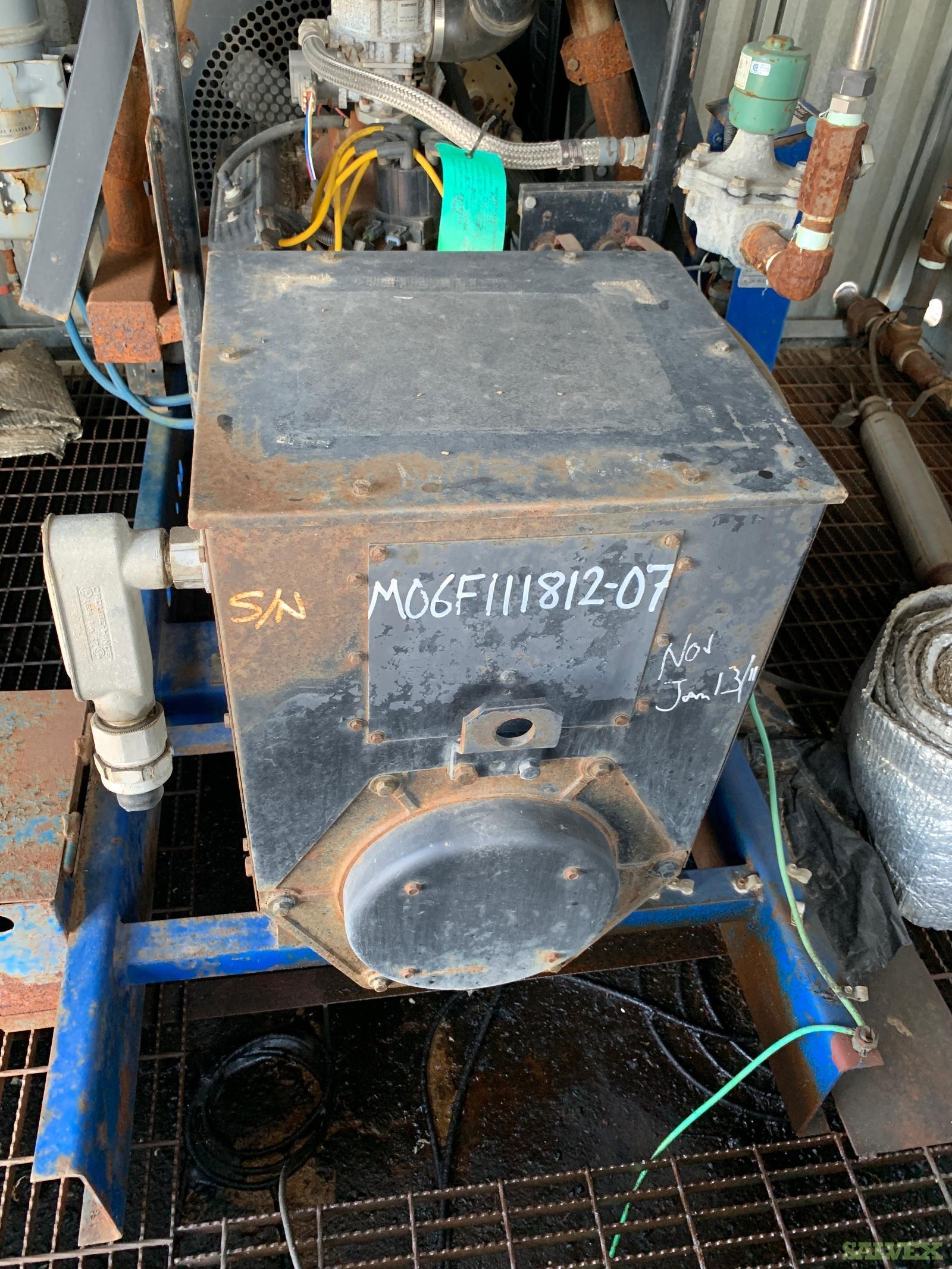 50 kW Cummins 5.7L Natural Gas Generator Package