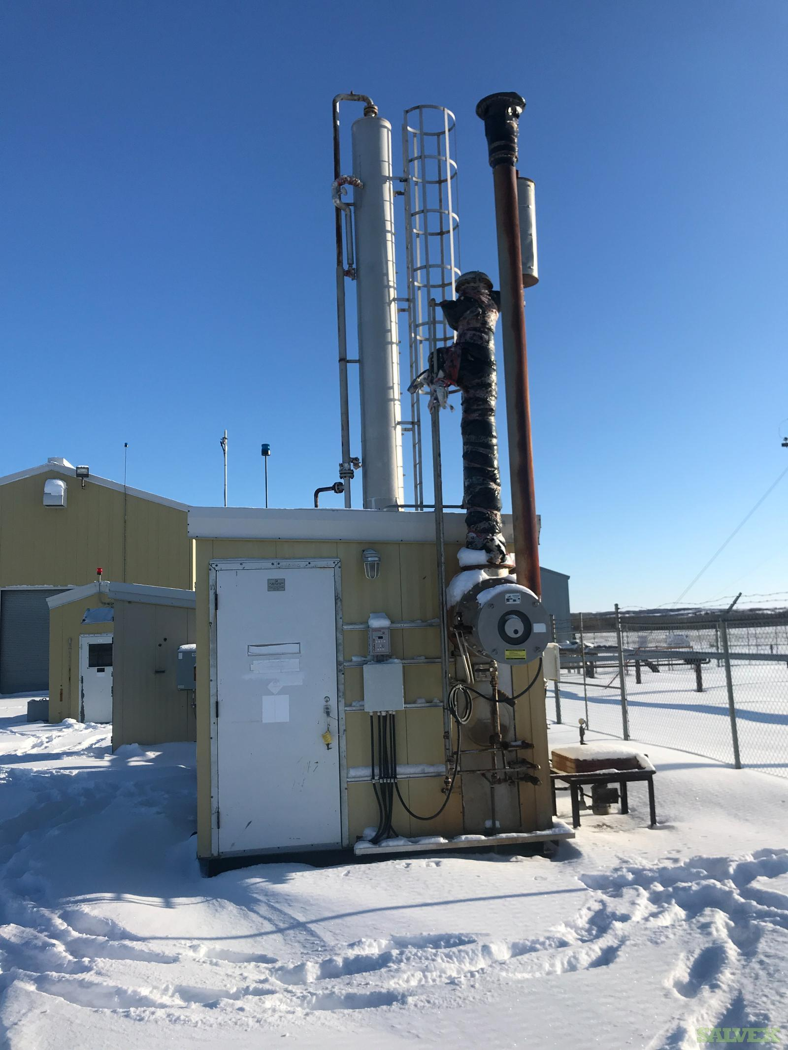 20 Sweet Glycol Dehy Package 1415psi