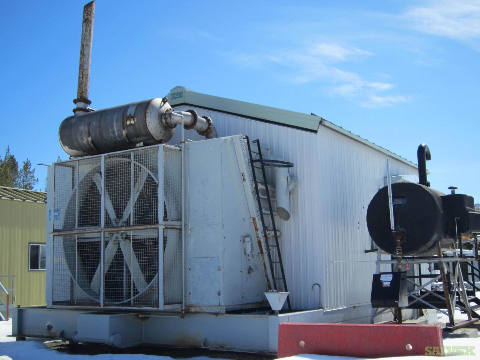 738 hp Waukesha F3521GSI ARIEL JGK/2 Reciprocating Compressor
