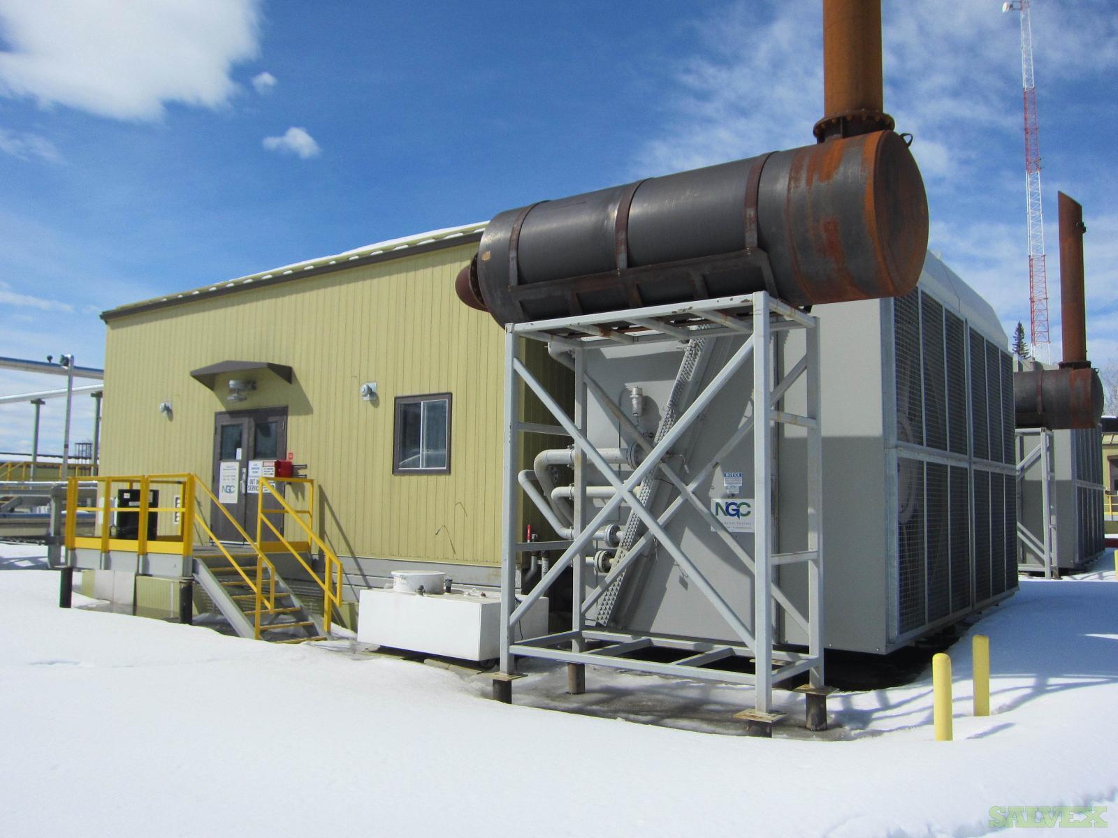 1,280 hp Waukesha L5774LT Ariel JGK/4 Reciprocating Compressor