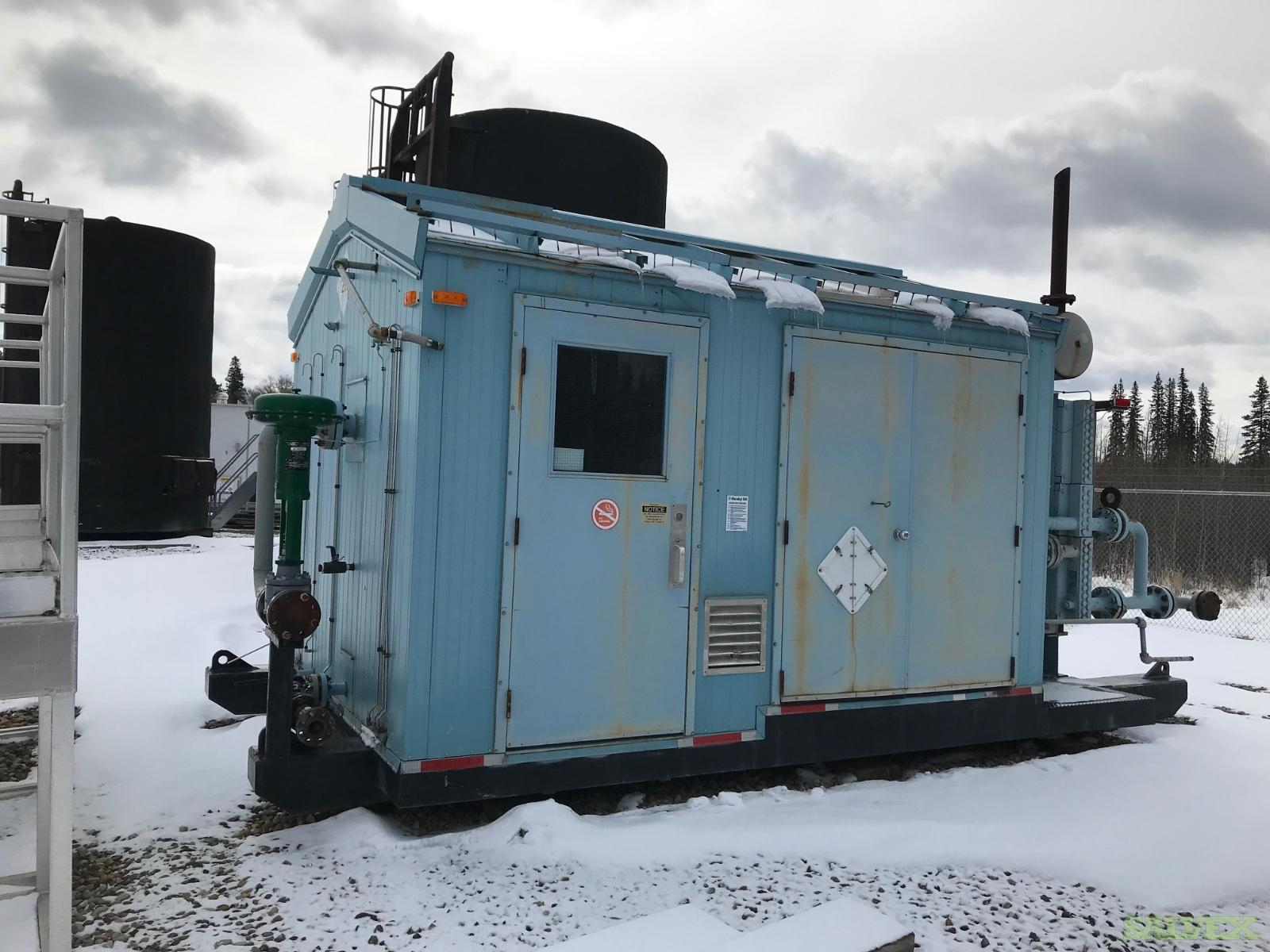 95 hp CATERPILLAR 3304NA GEMINI M302 Reciprocating Compressor
